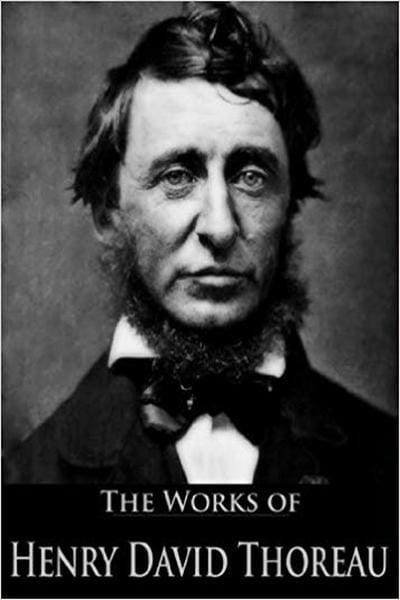 The Complete Works of Henry David Thoreau