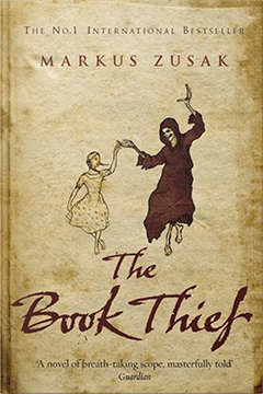 The Book Thief by Markus Zuzak