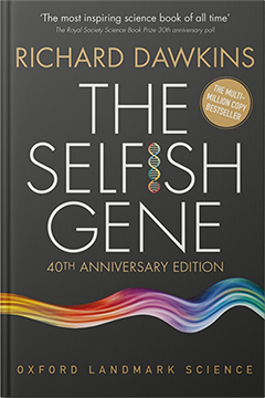 The Selfish Gene by Richard Dawkins