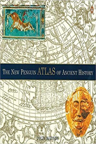 The New Penguin Atlas of Ancient History