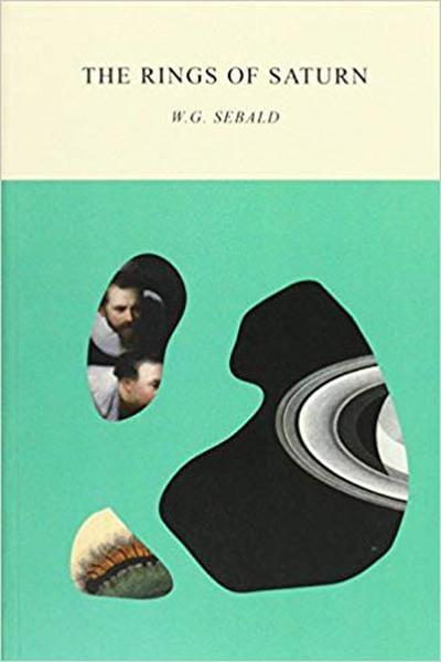 Three Book Sebald Set