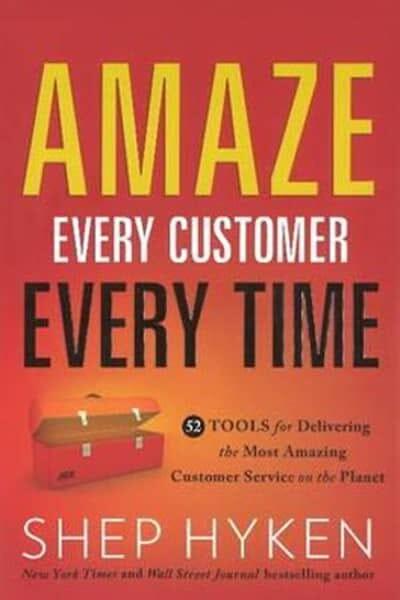 Amaze Every Customer