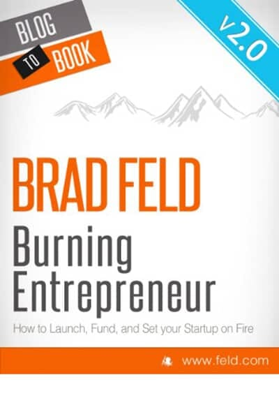 Burning Entrepreneur