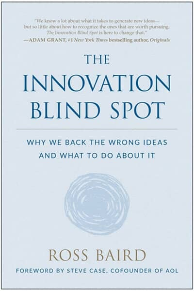 The Innovation Blind Spot