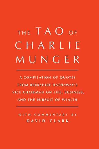 The Tao of Charlie Munger