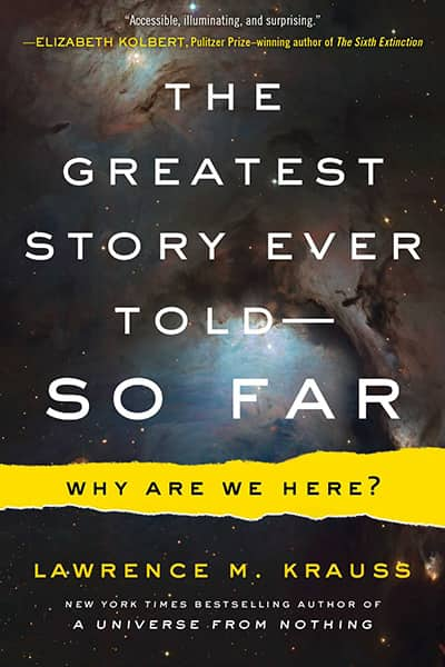 The Greatest Story Ever Told – So Far
