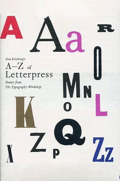 A–Z of Letterpress