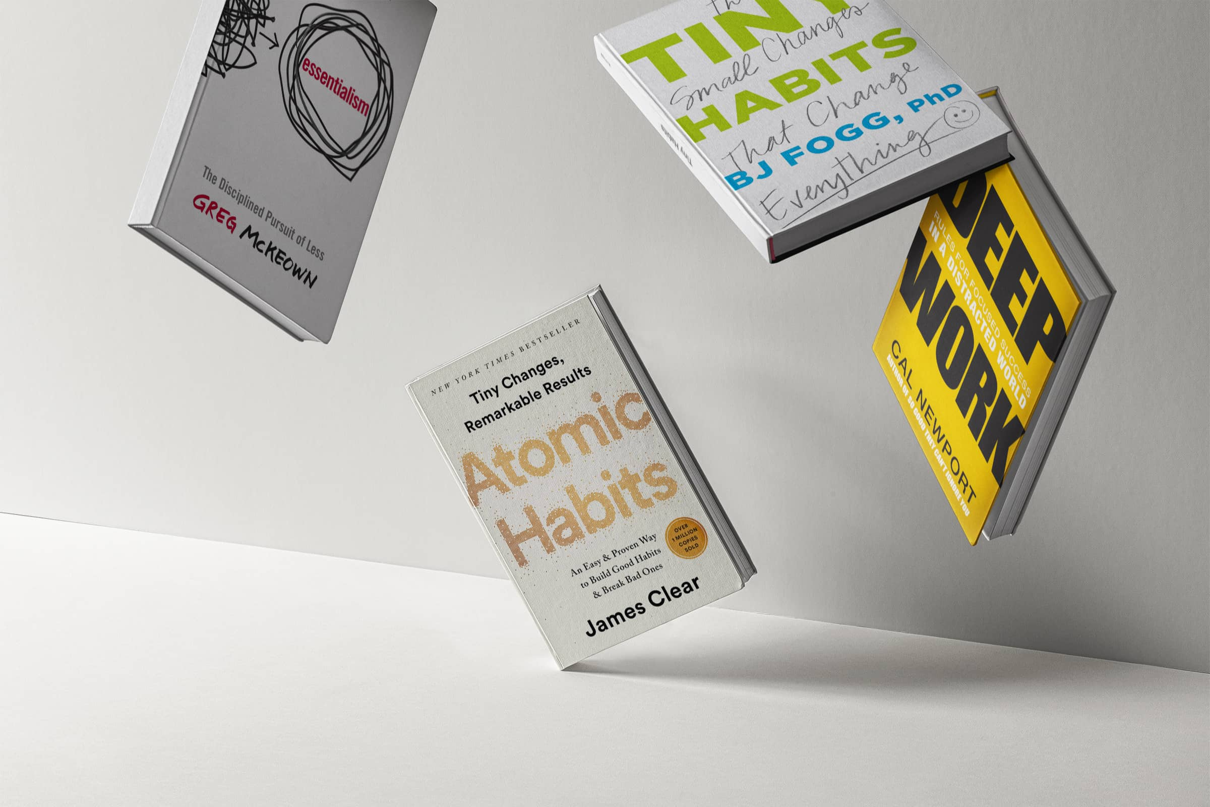 11 Books That Will Help You Create Better Habits