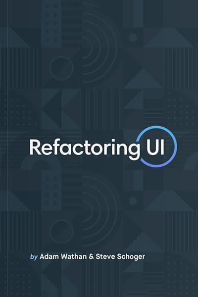 Refactoring UI