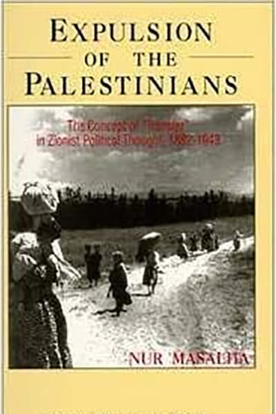 Expulsion of the Palestinians