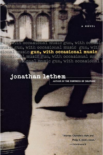 Gun, With Occasional Music