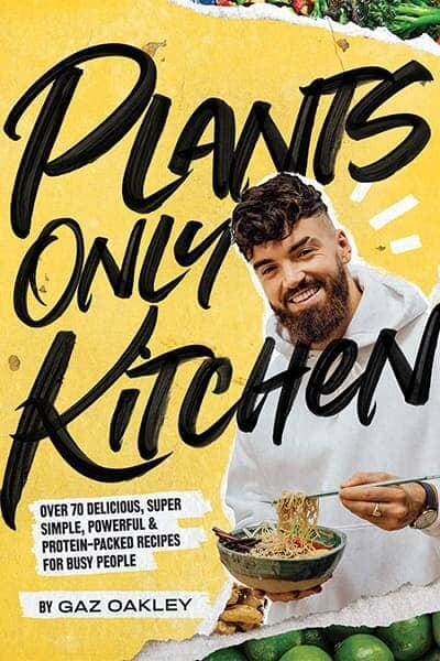 Plants-Only Kitchen