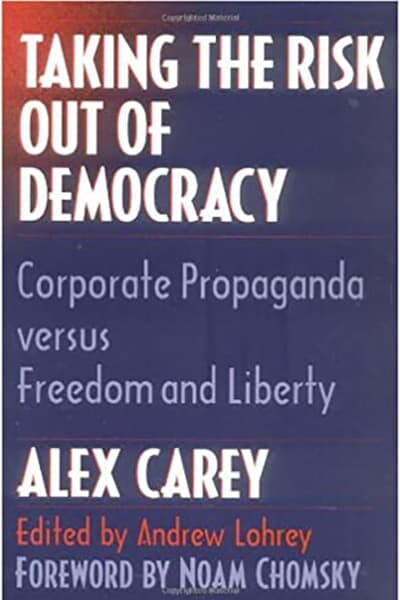 Taking the Risk out of Democracy