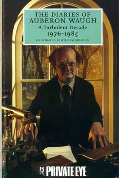 The Diaries of Auberon Waugh