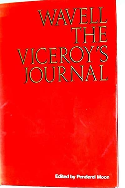 The Viceroy's Journal