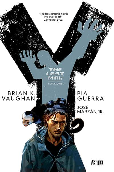 Y: The Last Man Book One