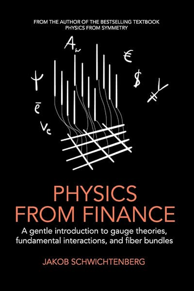 Physics from Finance