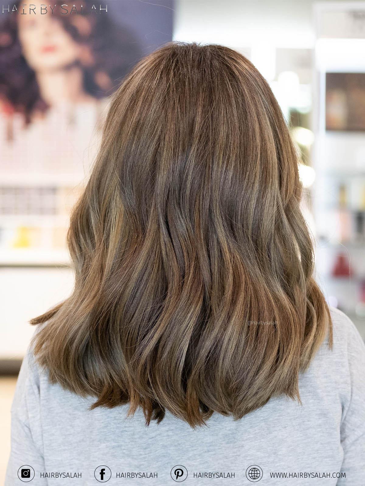 Beige Blonde Color Gallery : Hair By Salah
