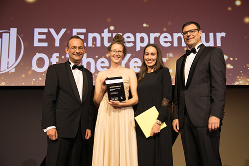 WisR Founder Team, EY