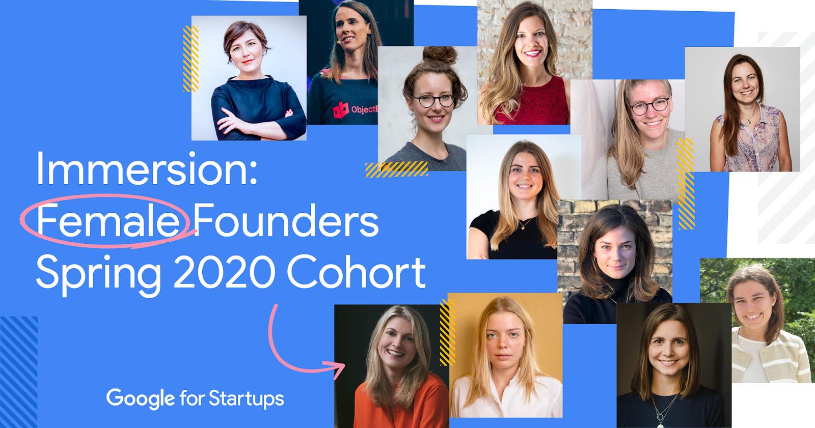 """WisR für Google-Förderprogramm """"Female Founders Immersion"""" ausgewählt"""