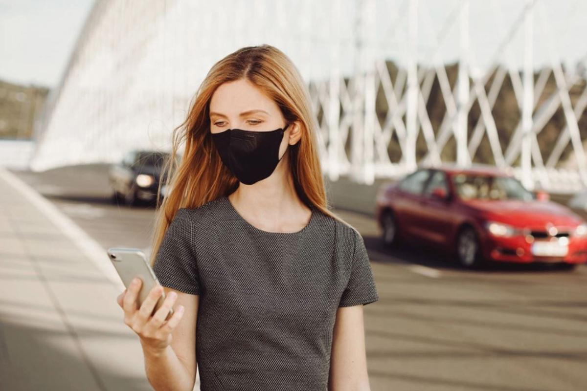 BMX Cyclist Protective Facemask