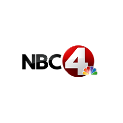 NBC4 full color logo