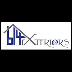 614 Exteriors logo