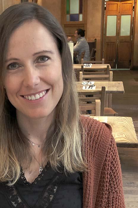 Esther Baumgartner, Schweizer Serienrad-Marathonfahrerin, will Ausdauer in der Nebensaison erhöhen