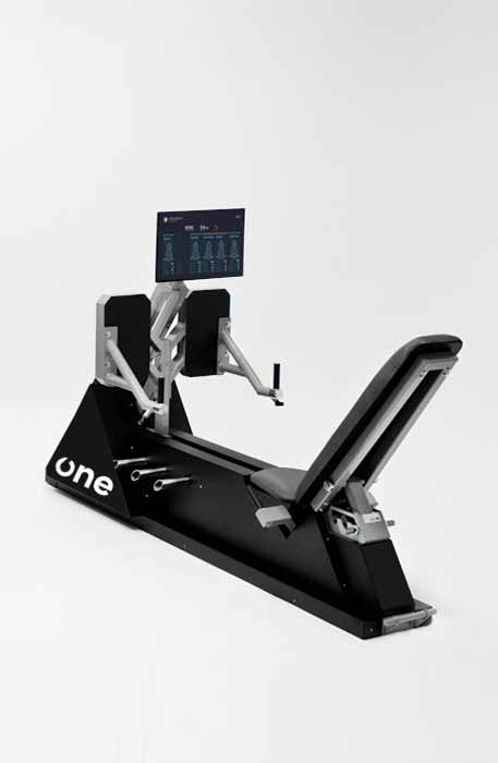 AURUM one machine - scientifically proven and data driven exercise technology