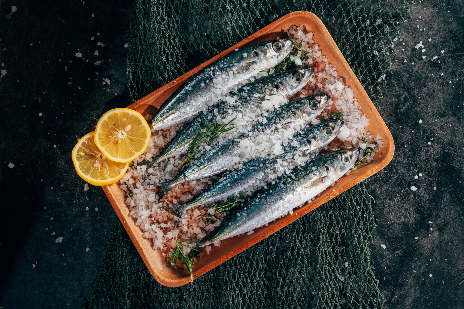 Sardines as a perfect source of omega-3 fatty acids