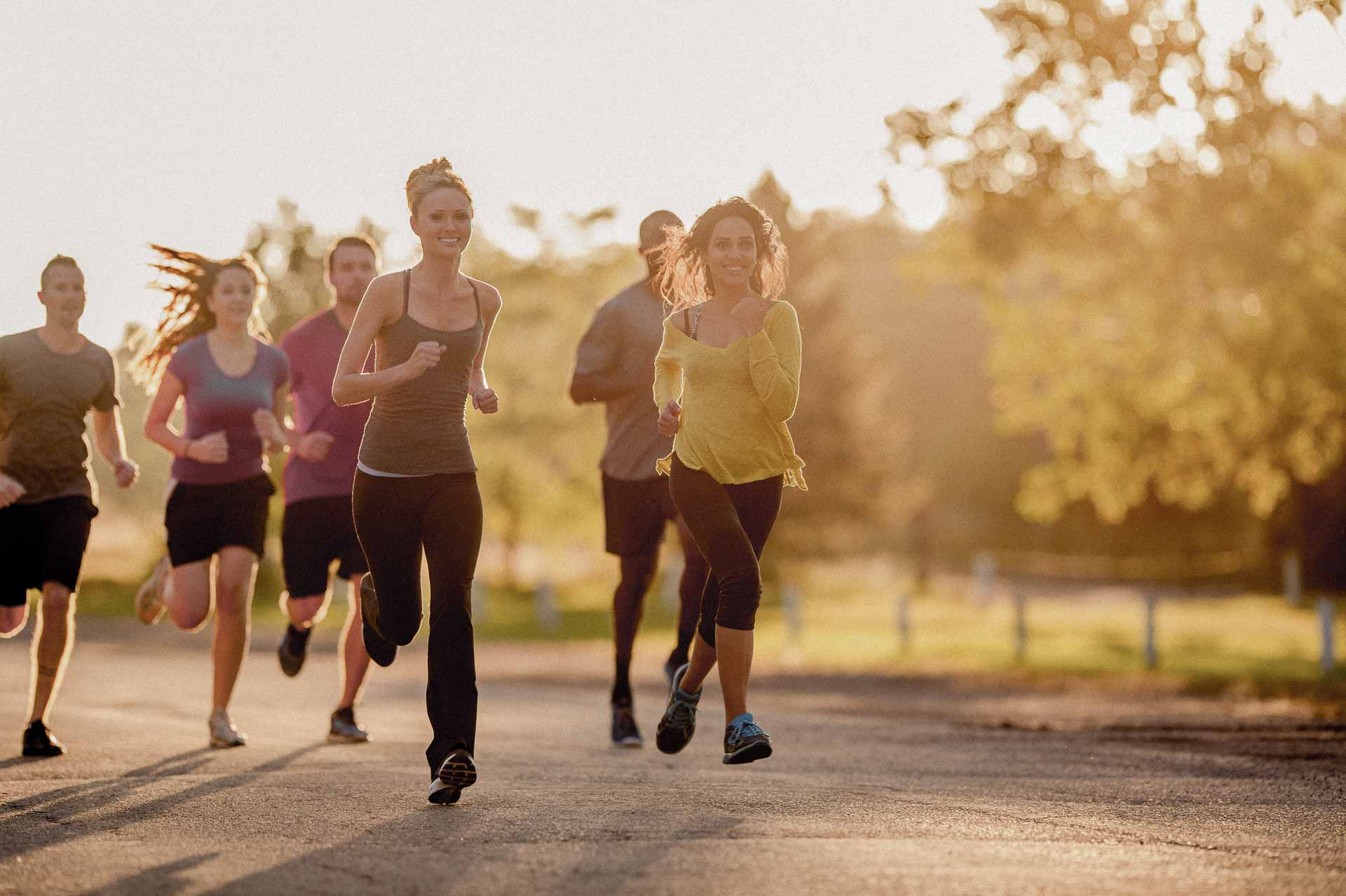 Long runs, or how to run 20km with fun and without injury
