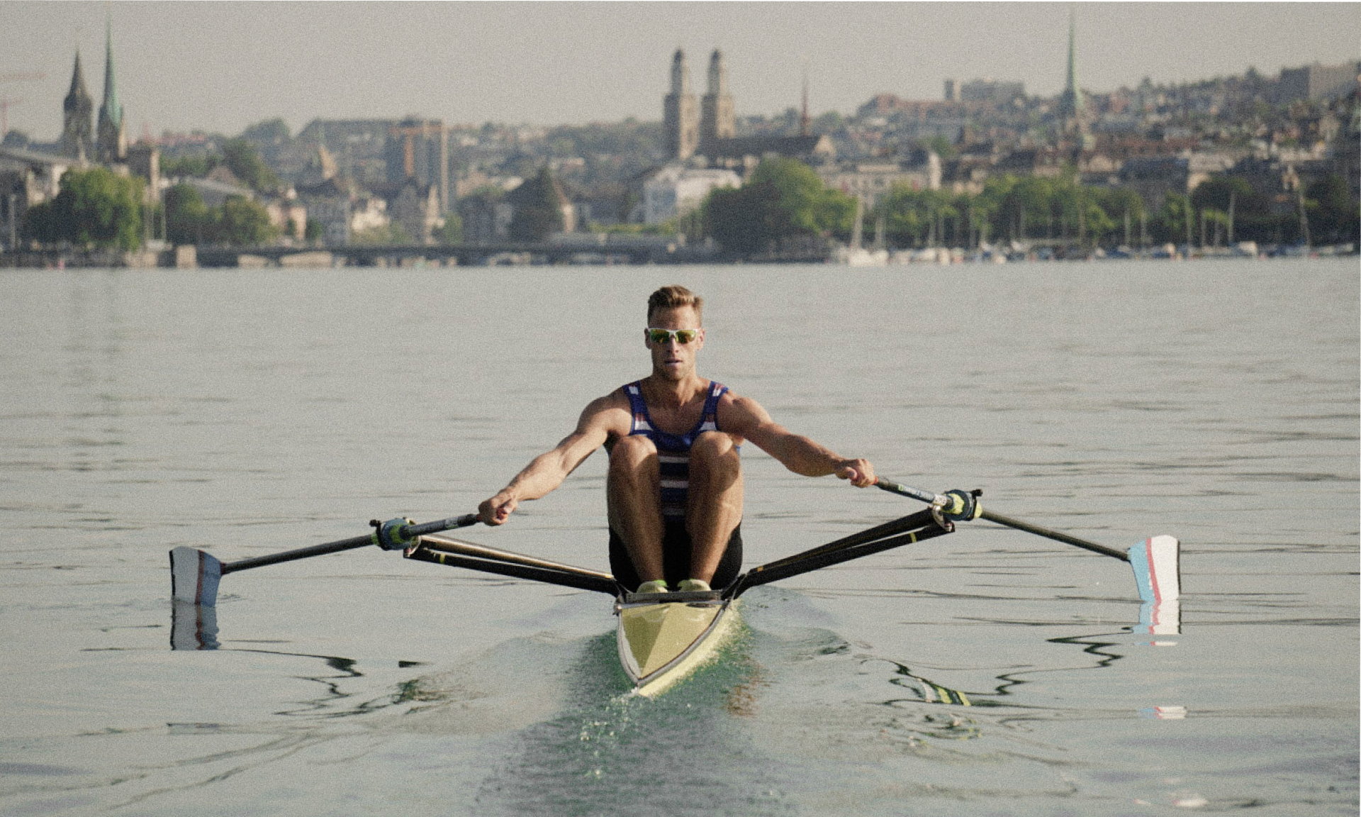 Investment banker by day, athlete by night: How Raymund Bareuther combines job and rowing on a national level