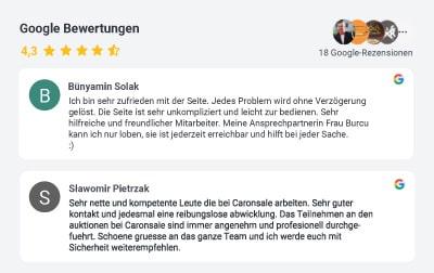 google-beoordelingen