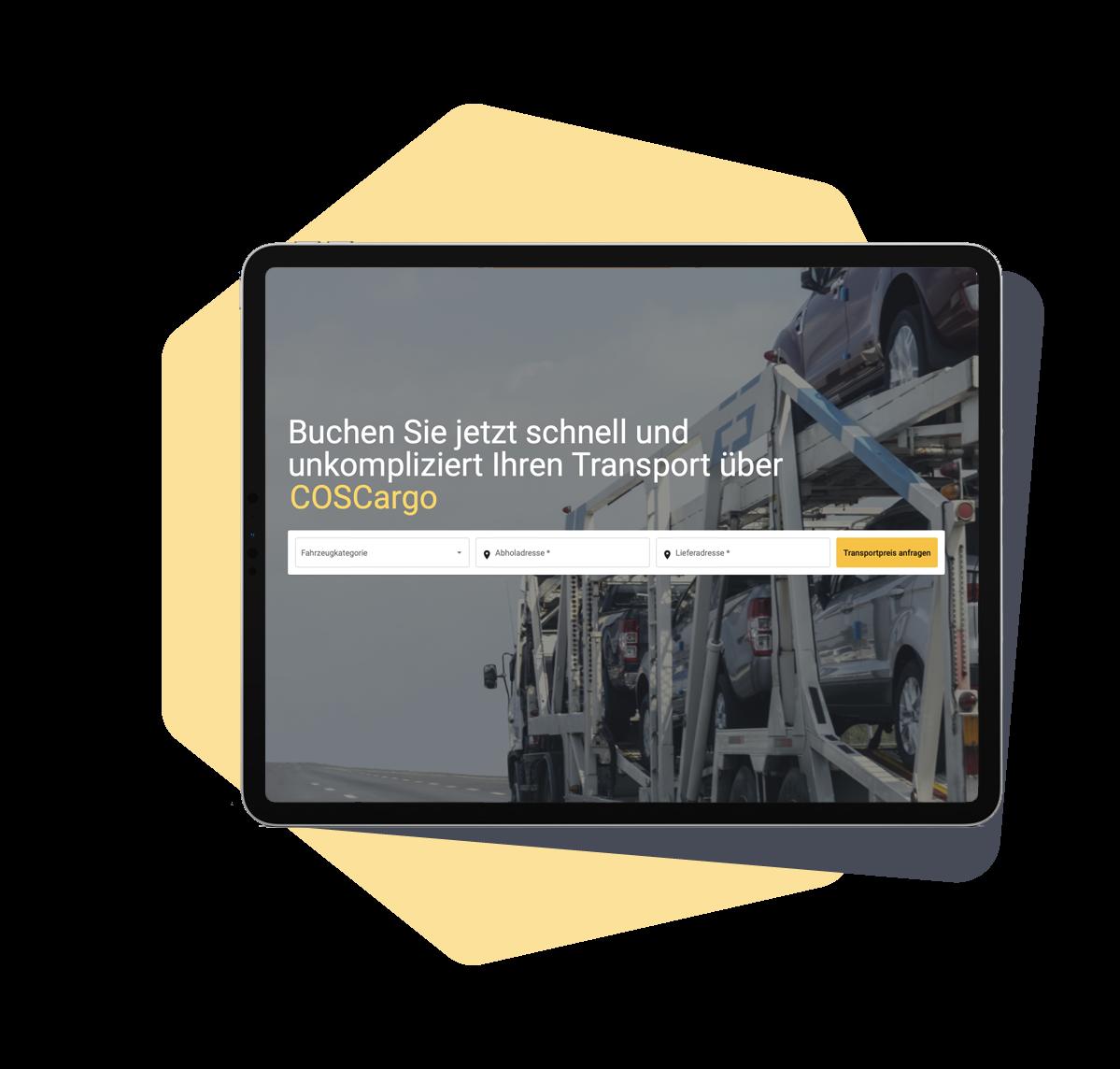 COSCargo als transportleverancier voor dealervoertuigen
