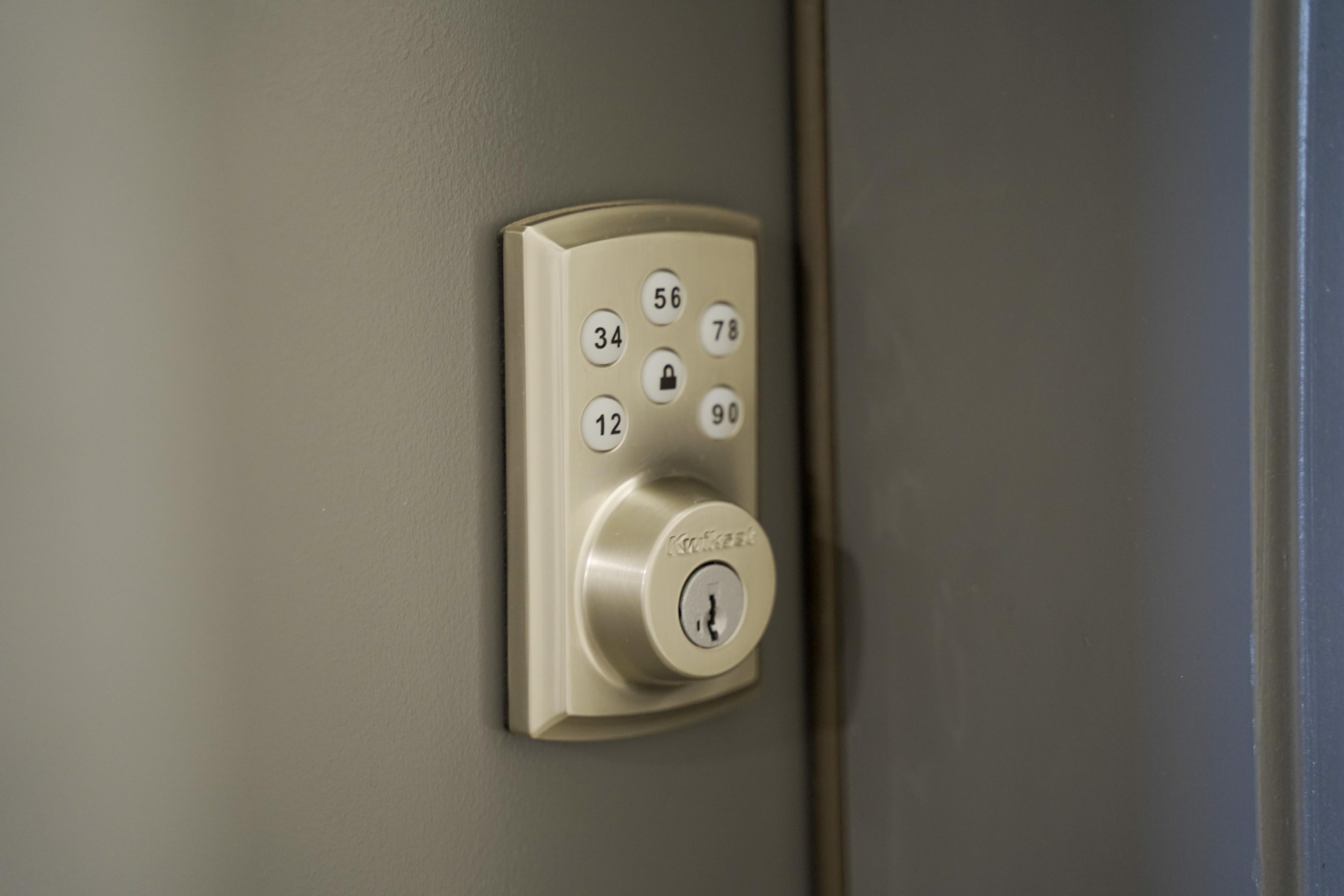apartment door access