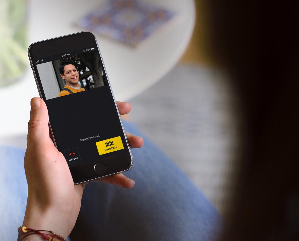 resident portal mobile app