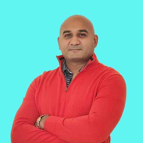 Vikram Arwade