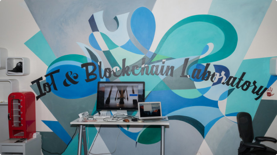 IoT and Blockchain Laboratory