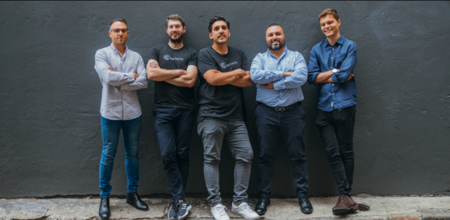 CarClarity founders and investors