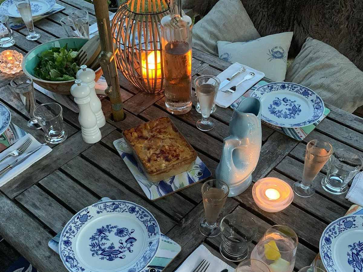 Superb suppers from Salcombe Suppers