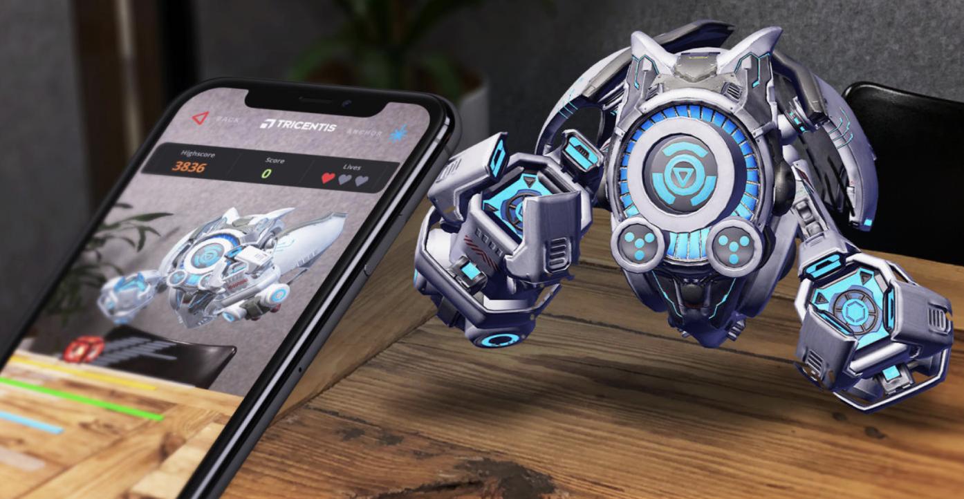 AR brings the digital world to life