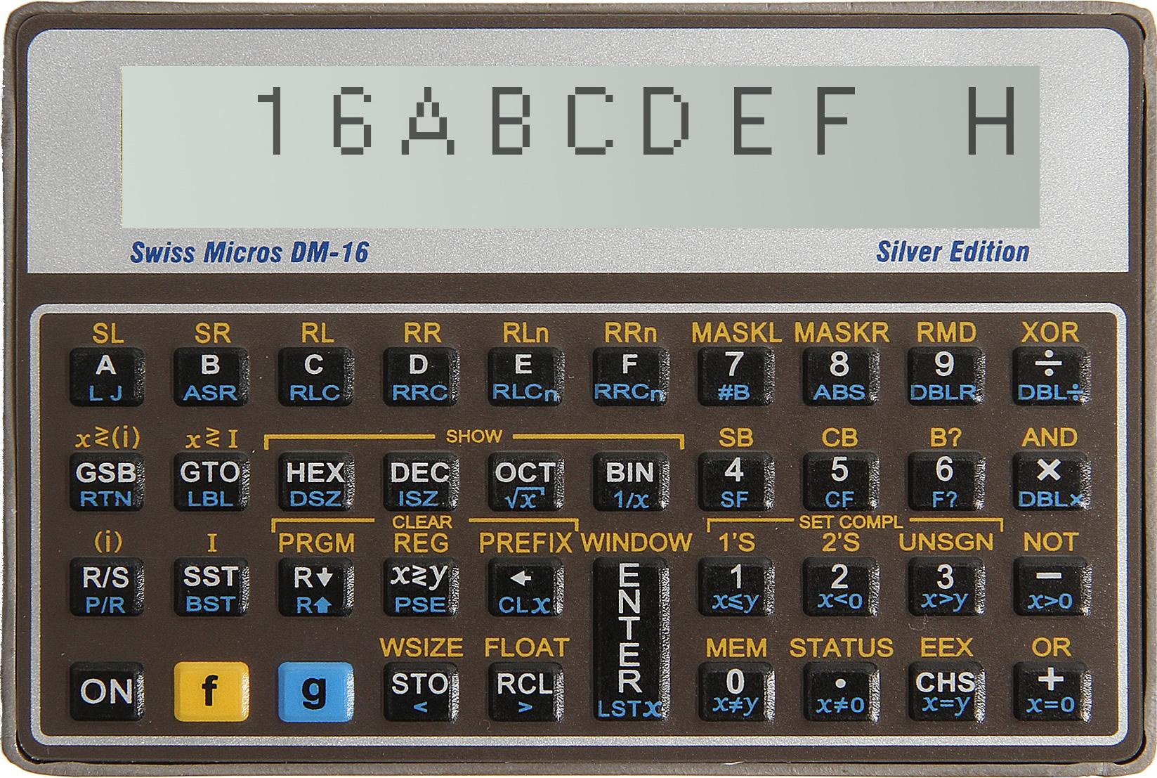 Model DM16
