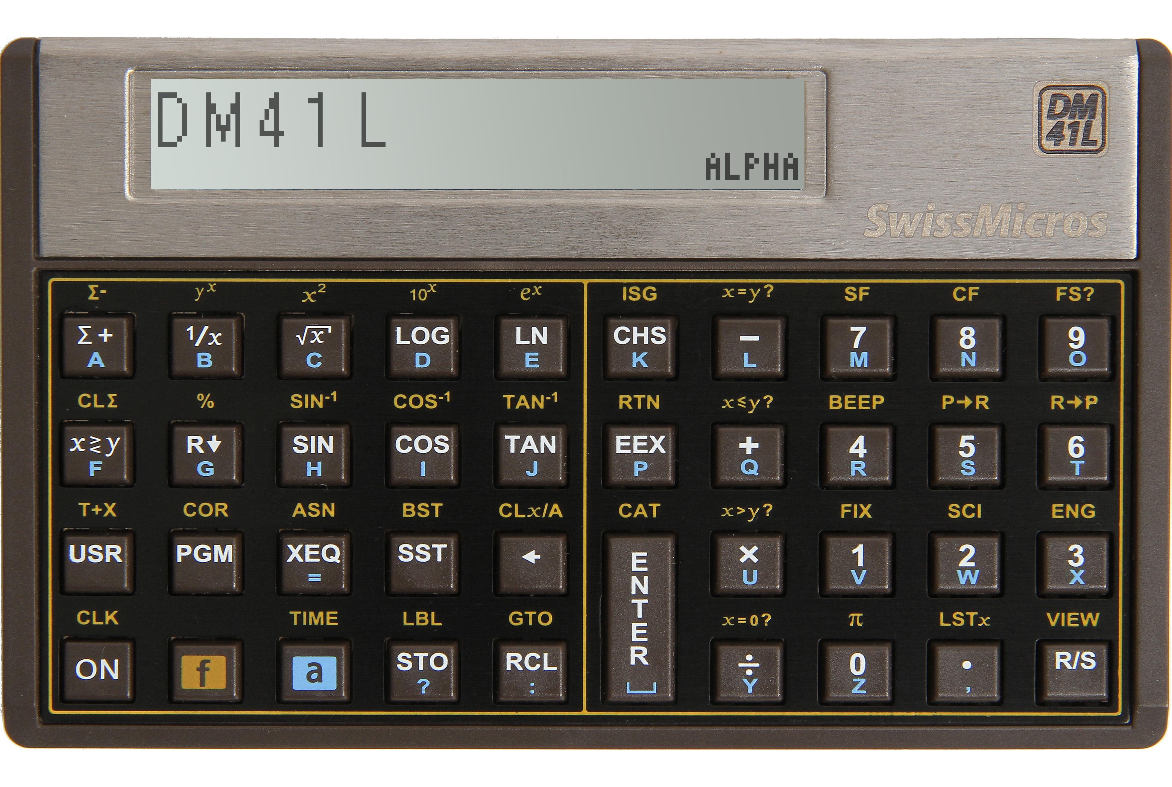 Model DM41L