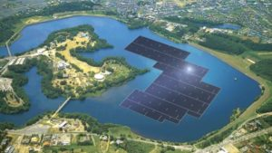 Kyocera Floating Solar Farm - Solar Wholesale