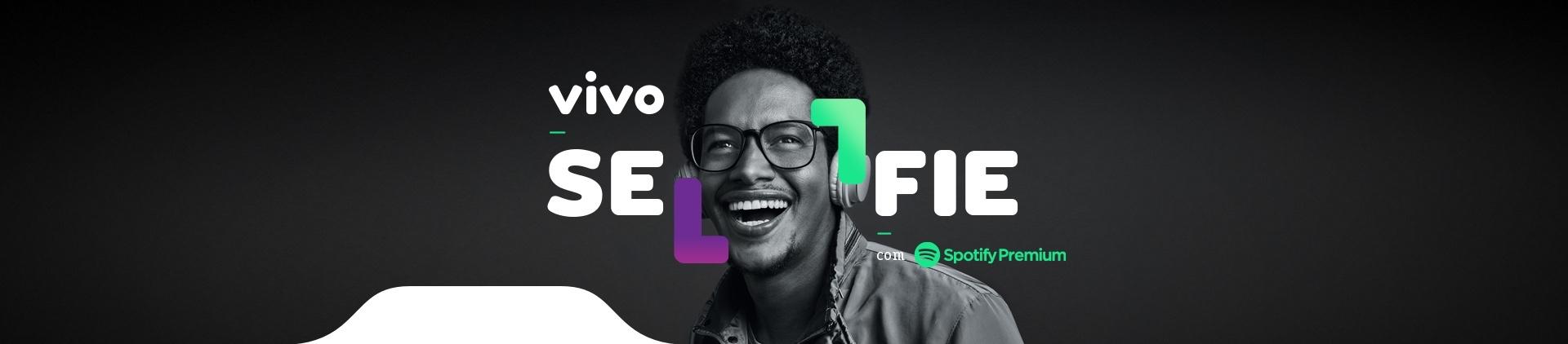Vivo Selfie agora também oferece Spotify Premium
