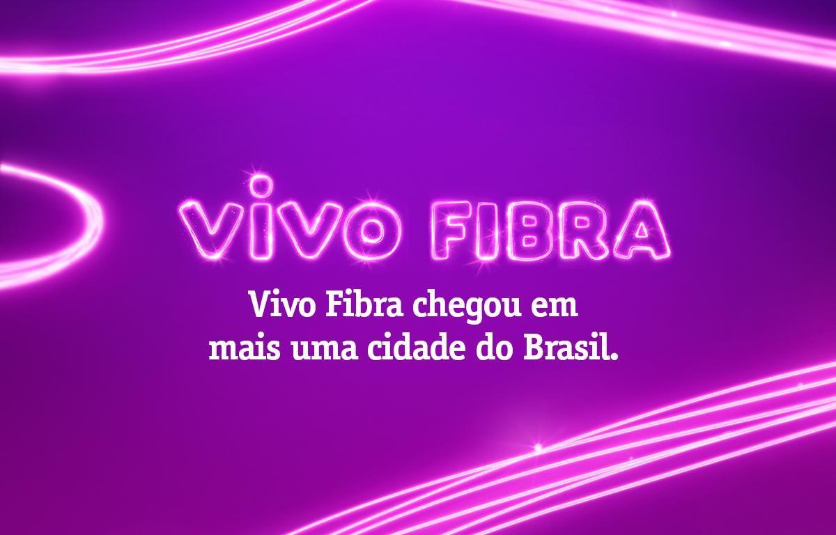 Vivo lança banda larga e TV com Vivo Fibra em Arujá