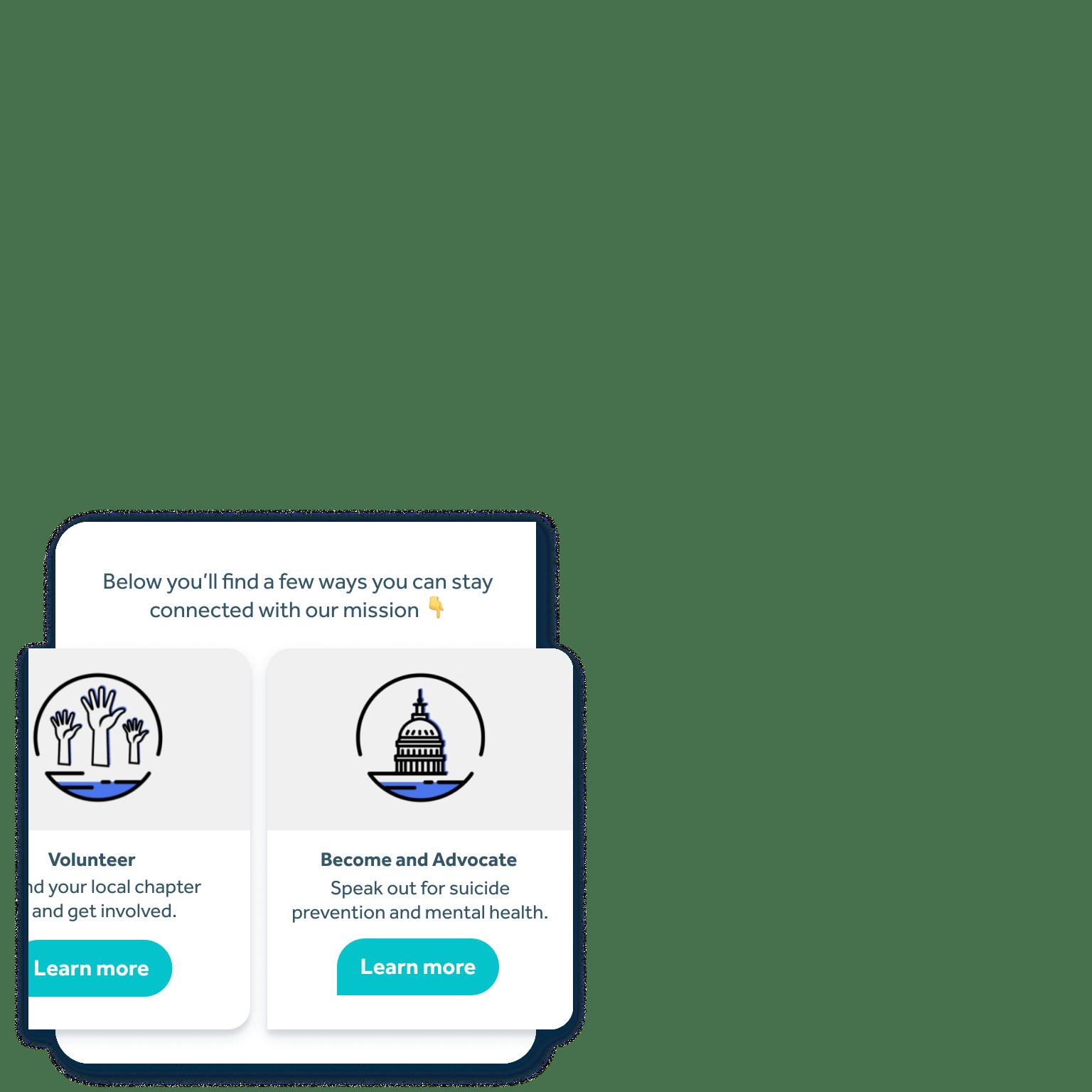 Fundraiser Company Role Example