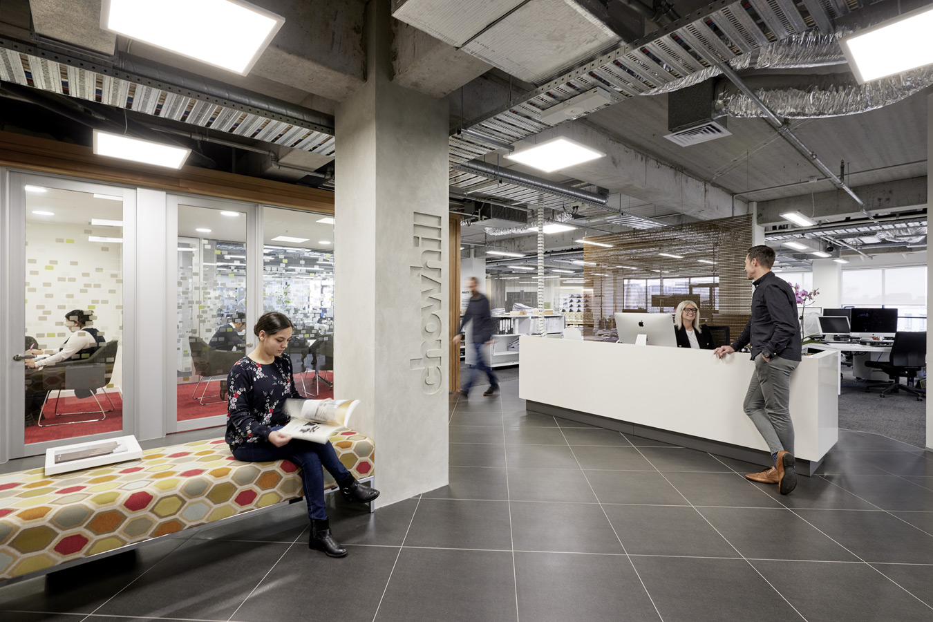 Chow:Hill Auckland Office
