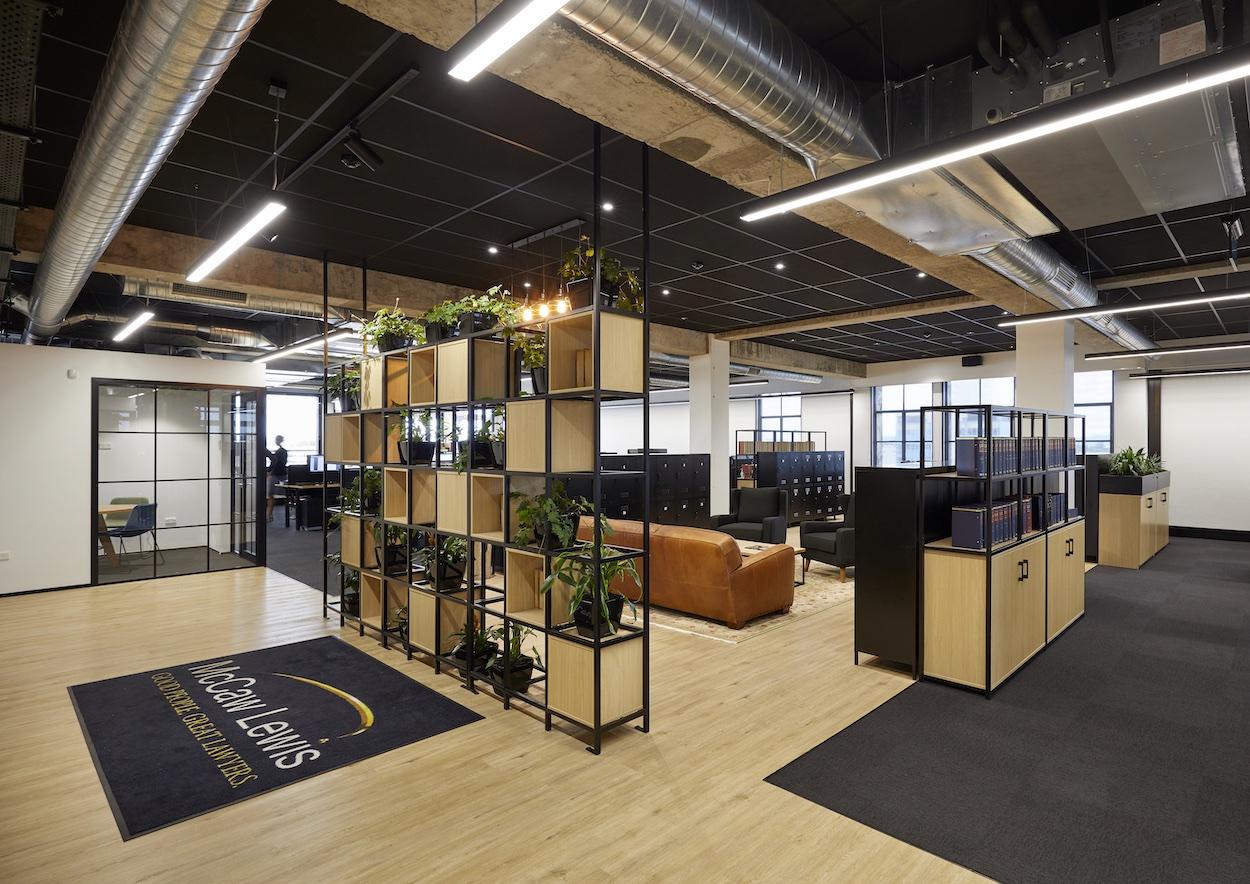 Fast-Track Design of Hamilton Law Office