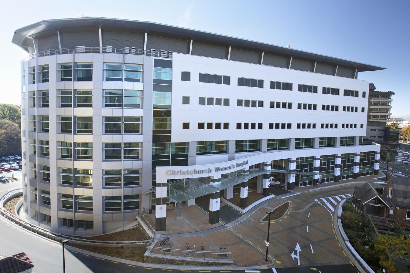Christchurch Women's Hospital